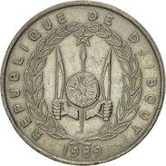 Djibouti, 50 Francs, 1989, Paris, SUP, Copper-nickel, KM:25 - Djibouti
