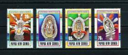 Papúa Nueva Guinea  Nº Yvert  611/4  En Nuevo - Papúa Nueva Guinea