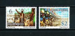 Papúa Nueva Guinea  Nº Yvert  272/3  En Nuevo - Papúa Nueva Guinea