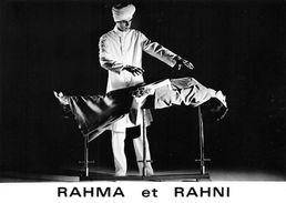 Rahma Et Rahni Magie Fakir Cirque - Circo