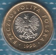 POLAND 2 ZLOTY 1995 KM# 283  Bi-métallique RZECZPOSPOLITA POLSKA - Poland