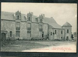 CPA - De La Baule à Saillé - Château De Careil, Animé - France