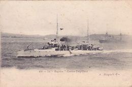 CPA - LA RAPIERE - Contre Torpilleur - 490 - Guerra