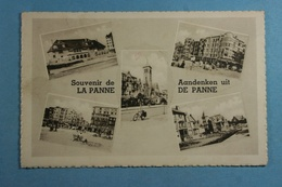 Aandenken Uit De Panne Souvenir De La Panne - De Panne