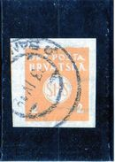 B - 1919 Jugoslavia - SHS - Francobollo Per Giornali - 1919-1929 Regno Dei Serbi, Croati E Sloveni