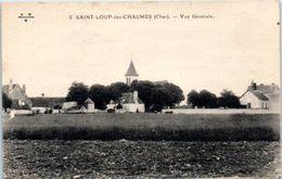 18 - SAINT LOUP Des CHAUMES --  Vue Générale - Other Municipalities