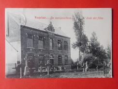 Wespelaer 1907 De Meisjesschool / L'école Des Filles - Haacht