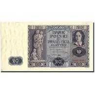 Pologne, 20 Zlotych, 1936, 1936-11-11, KM:77, TTB+ - Pologne