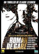 ROMAN DE GARE  °°°°  FANNY ARDANT DOMINIQUE PINON AUDRAY DANA  FILM DE CLAUDE LELOUCHE - Policiers
