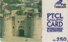 TARJETA TELEFONICA DE PAKISTAN (267) - Pakistán