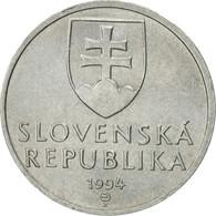 Slovaquie, 10 Halierov, 1994, SUP, Aluminium, KM:17 - Slovaquie
