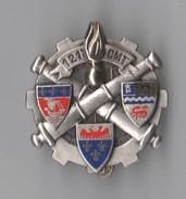 INSIGNE  121° CMT COMPAGNIE DU MATERIEL DU TERRITOIRE - DRAGO G 2476 - Esercito
