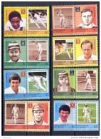 GRENADINES ST VINCENT Cricket, Yvert N° 315/30 ** MNH. - Cricket