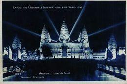 PARIS -75- EXPOSITION COLONIALE INTERNATIONALE DE PARIS 1931 - Ausstellungen