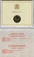 2017 - PONTIFICATO DI PAPA FRANCESCO - MONETA COMMEMORATIVA 2 EURO - ANNO 2017 - Vaticano