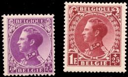 Belgium 0391+93* Léopold III  H - Belgique