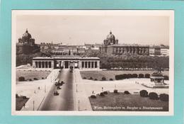 Old Postcard Of Heldenplatz,Wien,Vienna, Austria,N57. - Vienna Center