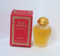 Yves Rocher Rose Ispahan - Miniatures Modernes (à Partir De 1961)