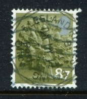 ENGLAND  -  2003+  Oak Tree  87p  White Border  Used As Scan - Engeland