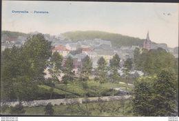 Overijssche Overijse Panorma Ingekleurd Colorise Overyssche 1907 - Overijse