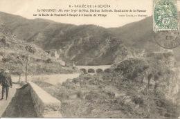 06  LE MOULINET  Vallée De La BÉVÉRA  Route De Moulinet à Sospel - France