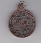 MEDAGLIA - MARATHON UNIVERSITY OF PITTSBURGH MEDICAL CENTER - CITY OF PITTSBURCHI - 1996 - Stati Uniti