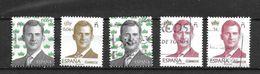 LOTE 1358  ///  ESPAÑA LOTE REY FELIPE VI - 1931-Hoy: 2ª República - ... Juan Carlos I