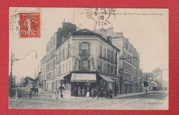 Levallois Perret /  Angle Des Rues Victor Hugo Et Coulange / Vins Tabac A. Privat - Levallois Perret