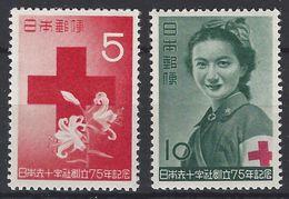 Japon 0504/505 * Charnela. 1952 - 1926-89 Emperor Hirohito (Showa Era)