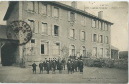 15 - CASSANIOUZE - Maison D'Ecole - Other Municipalities