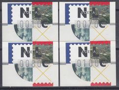 HOLANDA 1957 DISTRIBUIDORES Nº 2 NUEVO - Periodo 1980 - ... (Beatrix)