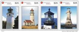 S01008 China Lighthouse 4pcs - Lighthouses