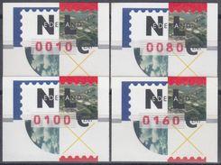 HOLANDA 1957 DISTRIBUIDORES Nº 3 NUEVO - Periodo 1980 - ... (Beatrix)