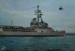 CPSM  La Jeanne D'arc Rentrant A Brest - Guerra