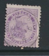 NEW ZEALAND, Postmark ´Bulls´ - 1855-1907 Crown Colony
