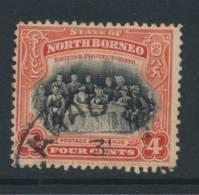 NORTH BORNEO, Postmark ´Lahad Datu´ - Bornéo Du Nord (...-1963)