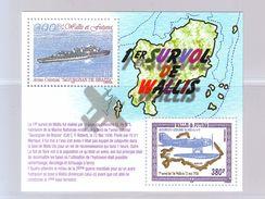 WALLIS ET FUTUNA - YT N° BF 15 - 1er Survol De L'île Wallis Le 12 Mai 1936 - 2004 - Neuf ** - Airplanes