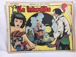 """Récit Complet, Collection """"Les Belles Aventures"""", L'Île Interdite - Magazines Et Périodiques"""