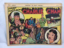 """Récit Complet, Collection """"Les Belles Aventures"""", Panique Dans La Mine, Charlie Chan - Magazines Et Périodiques"""
