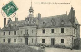 Dep - 87 - SAINT PAUL D'EYJEAUX Chateau De La Gardelle - Other Municipalities