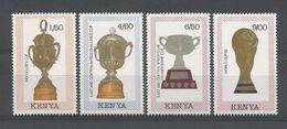 Kenya 1990 FIFA World Cup Italia Y.T. 497/500 ** - Kenya (1963-...)