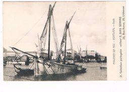 PORT-119  FUGUEIRA DA FOZ : Dock - Coimbra