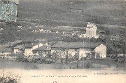Coiselet Matafelon Granges Canton Izernore Près Thoirette Coisia - Francia