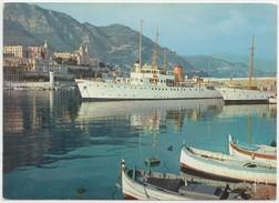 MONTE-CARLO, Le Port,  Unused Postcard [20537] - Monte-Carlo