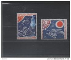 MALI A 271/272** SUR LE FUTUR DANS L ESPACE - Mali (1959-...)