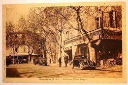 PM 1200 * Manosque Boulevard Elemir Bourges - Manosque