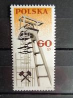 POLOGNE 1966 - MICH. N° 1654 ** - INDUSTRIE - 1944-.... République