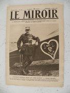 Le Miroir Guerre 1914/1918> Journal N°142 > 13.8.1916 >L'Aviateur Nungesser, Le Front De La Somme, Le Front De Picardie - Oorlog 1914-18