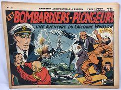 """Récit Complet, Collection """"Les Belles Aventures"""", Les Bombardiers-Plongeurs, Un Aventure Du Capitaine Winslow - Magazines Et Périodiques"""