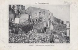 Militaria - Guerre 14-15 - Nomeny - Coin Rue Porte-Basse - 1915 - Guerre 1914-18